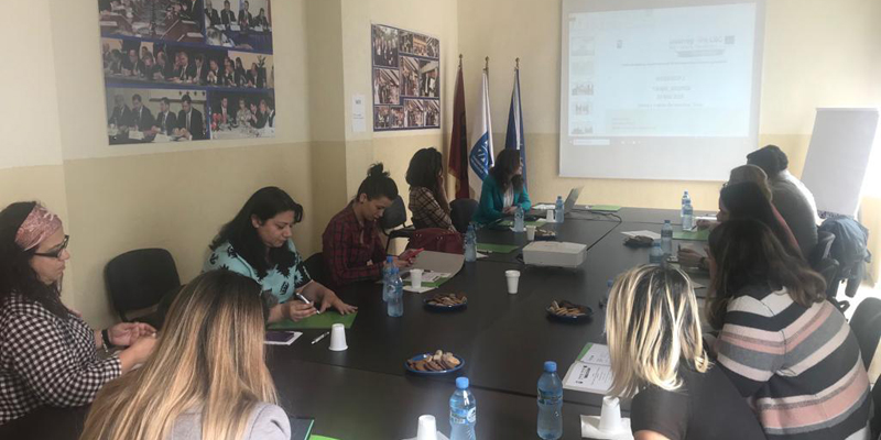 Second workshop in Tirana