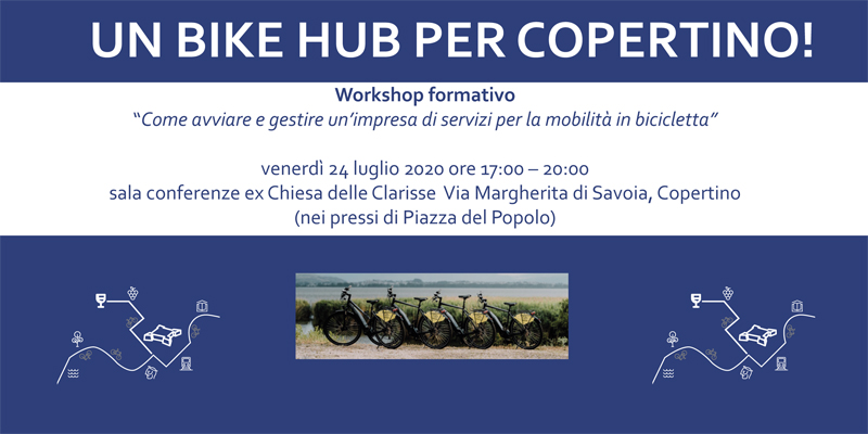 bike hub for Copertino