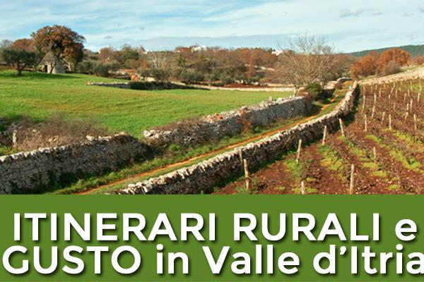 Workshop - Rural and taste paths in the Itria Valley